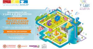 Latin American Amusement Expo y Encuentro ACOLAP - Medellín - Colombia