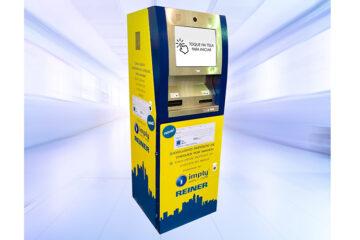 Imply® lança Multikiosk® com Depósito de Cheques na CIAB