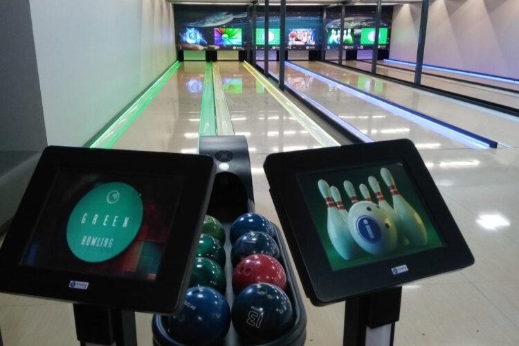 Laser Game Evolution inaugura na França com as pistas de boliche Green Bowling®