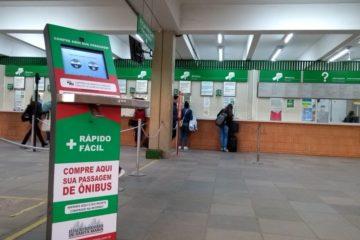 Rodoviária de Santa Maria aposta em Terminal de Autoatendimento Imply® para otimizar a venda de passagens