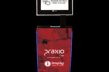 Pré-Lançamento do Novo Terminal TCI Slim Imply® no Evento #GoAheadPraxio