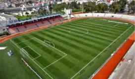 Estádio Sanya El Raml - Moghreb Tétouan