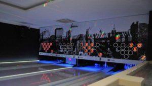 Mays Bowling Bar abre con 4 pistas de Bowling Imply®
