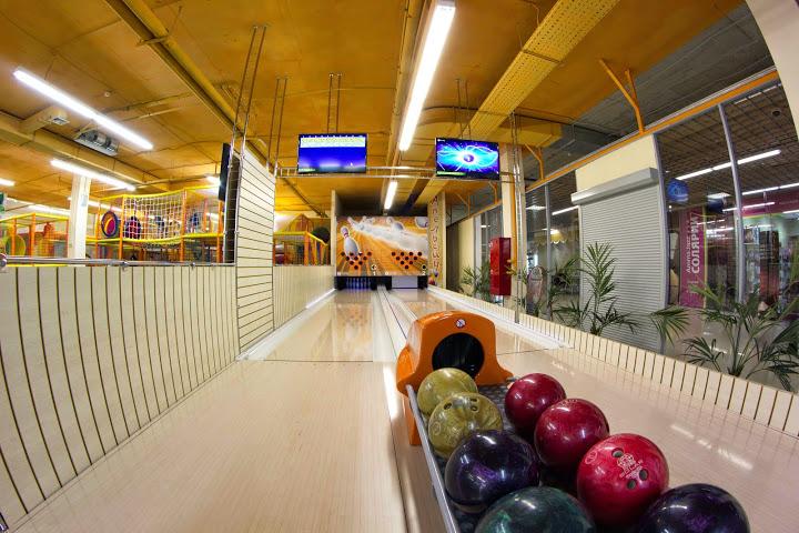 Bowling Café Aviator inaugura na Rússia