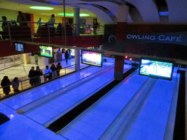 Quantica Bowling Café inaugura no Peru