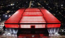 Estádio Atlético Paranaense - PR - Brasil