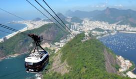 _Bondinho Pão de Açúcar - RJ - Brasil
