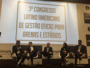 3º Congresso Latino Americano de Gestão Eficaz para Arenas e Estádios