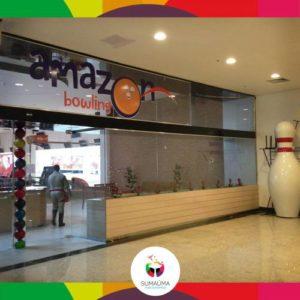 Amazon Bowling ouvre à Manaus avec 10 Pistes Officielles de Bowling Imply