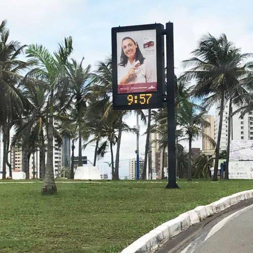 São Luis y Belém innovan en Mídias Out of Home con la tecnología de los Paneles de Mensajes Imply®