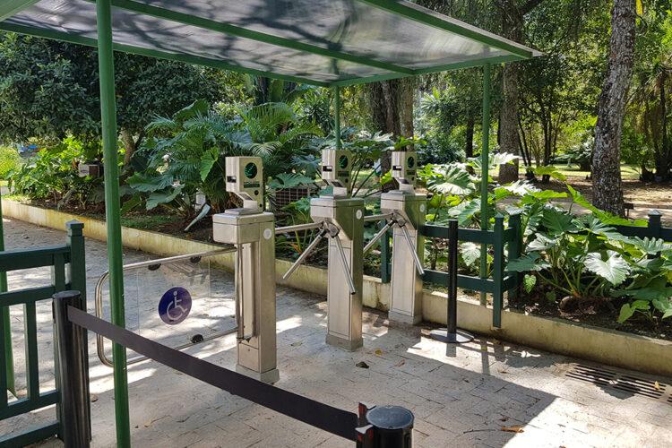Jardim Botânico RJ facilita compra de ingressos e acessos com Tecnologia Imply®