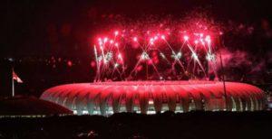 Estádio Beira Rio - Porto Alegre - Brasil