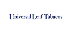 logo universal leaf tabacos