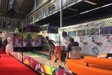 Mini Bowling® leva mais diversão à EAS 2018 – maior feira de entretenimento da Europa