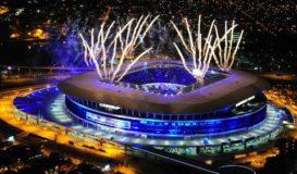 Arena do Grêmio - Porto Alegre - Brasil