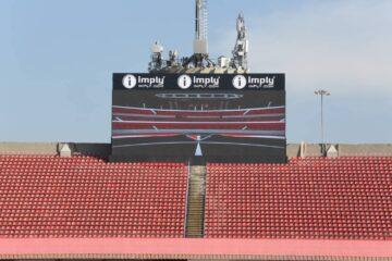 Novos Painéis Imply® no Estádio Morumbi são destaque na inauguração da Copa América