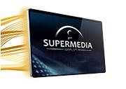 SuperMídia Digital Signage
