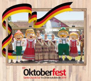 Oktoberfest Santa Cruz do Sul 2019