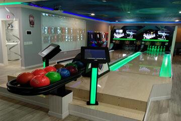 Incrível Mansão de Férias em Orlando inaugura com Pistas de Boliche Green Bowling®