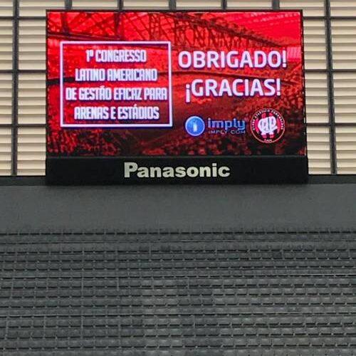 Imply® e Clube Atlético Paranaense realizam 1º Congresso Latino Americano de Gestão Eficaz para Arenas e Estádios