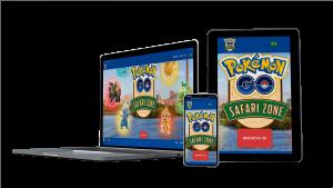 Pokémon Go Safari Zone da América do Sul - Porto Alegre - Brasil