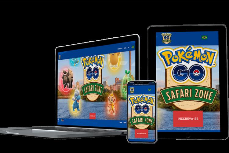 Pokémon Go realiza 1ª Safari Zone na América do Sul