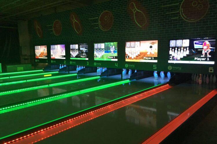 Urban Air Adventure Park no Texas inova com as pistas Green Bowling®