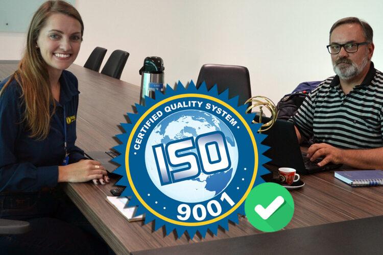 Imply® é Recertificada na ISO 9001:2015