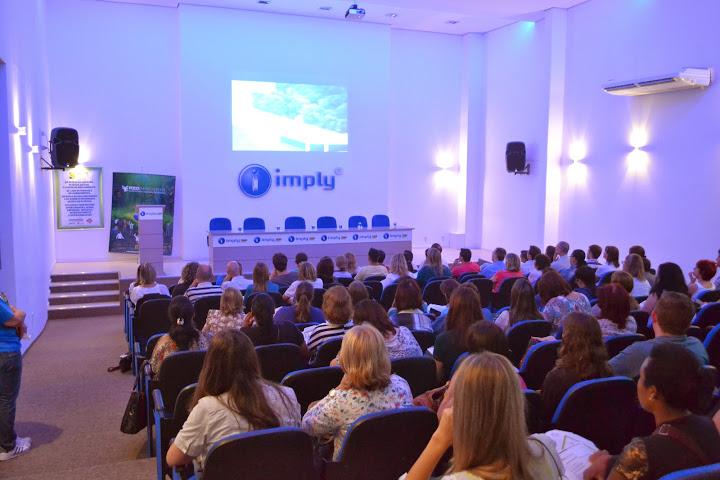 Imply® sedia evento Geração Click na Semana Global de Empreendedorismo