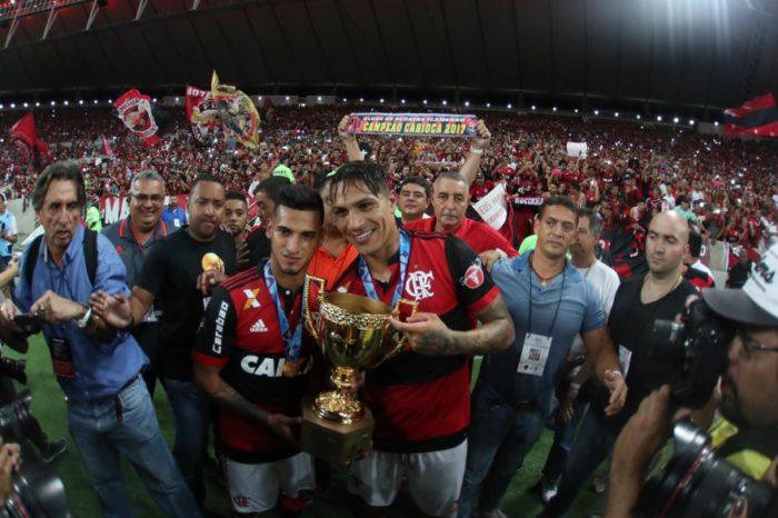 Flamengo fans got to buy 411 tickets per minute for Carioca Championship's final