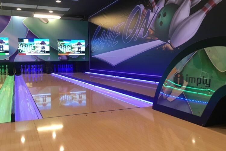 Pizzeria d'Arizona investit dans le bowling pour amuser ses clients
