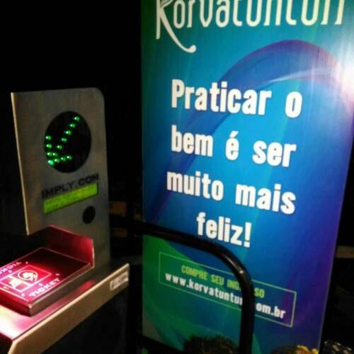 Espetáculo Korvatunturi apresenta show de inovação com Imply®