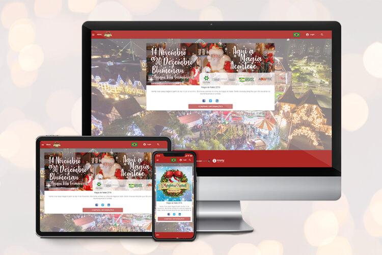 Eleven360® garantit la commodité du public qui assistera aux défilés de Noël magique à Blumenau