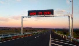 PMV FullColor Imply® desarrolladas para las carreteras de São Paulo