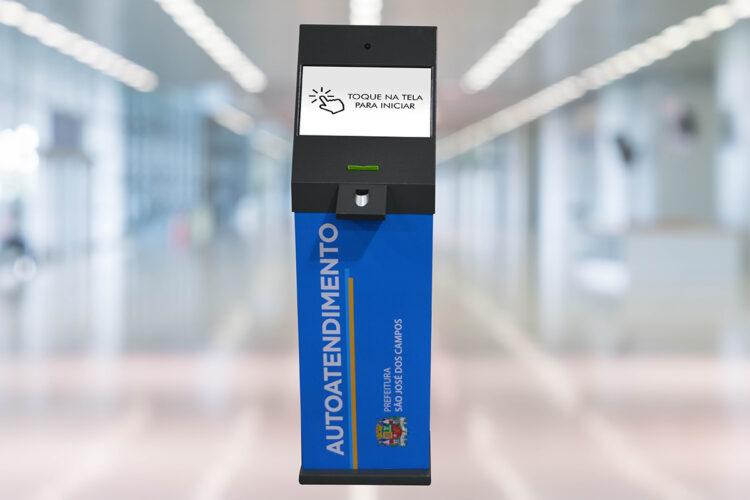 São José dos Campos modernizes services with Imply® Self Service Kiosk