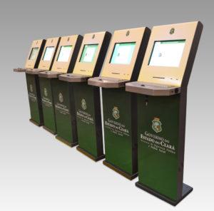 Imply Consultation Kiosks facilitate Public Security and Social Defense services in Ceará