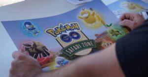 Safari Zone Pokémon Go - Porto Alegre - Brasil