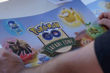 1ª Safari Zone Pokémon Go reúne mais de 22 mil pessoas em Porto Alegre