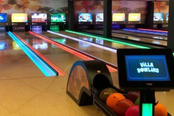 Villa Temple Sport inaugura em Santa Catarina com dez pistas de bowling