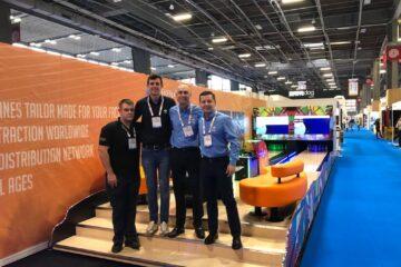 iBowl Virtual e novo MiniBowling são lançados na IAAPA Expo Europe