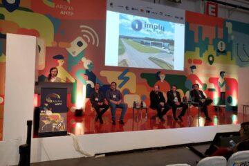 Imply® Group organise une table ronde sur les solutions de transport public à l'Arena ANTP à Sao Paulo