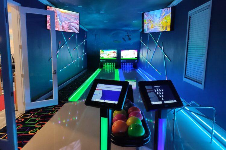 Des manoirs à thème étonnants s'ouvrent à Orlando avec Bowling Imply®