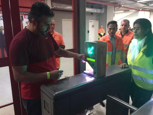 Imply Technologie présente dans le Beira-Rio Stadium