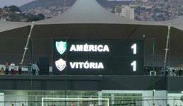 Estádio Independência - Belo Horizonte - Brasil