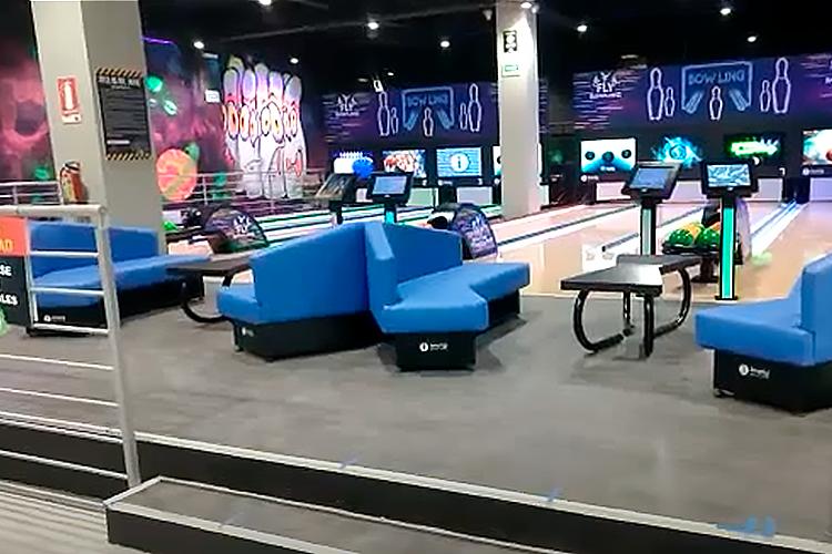 Complejo de Entretenimiento en México innova con Bowling Imply®