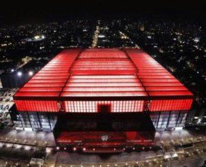 Maestro- Estádio Atlético Paranaense - Brasil