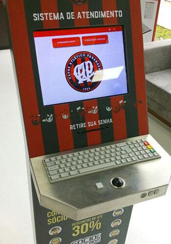 Clube Atlético Paranaense otimiza atendimentos com Maestro Web