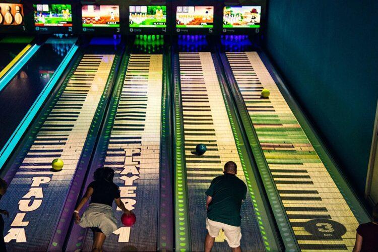 ¡Nuevo Bowling interactivo! Grupo Imply® presenta el increíble Evolution Bowling Show