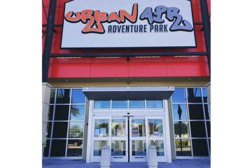 Urban Air Adventure Park  com incrível Bowling Imply® faz sucesso na Flórida
