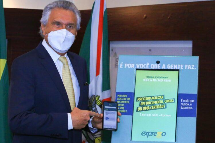 Gobierno de Goiás ofrece decenas de servicios con Quioscos de Auto Servicio Imply®